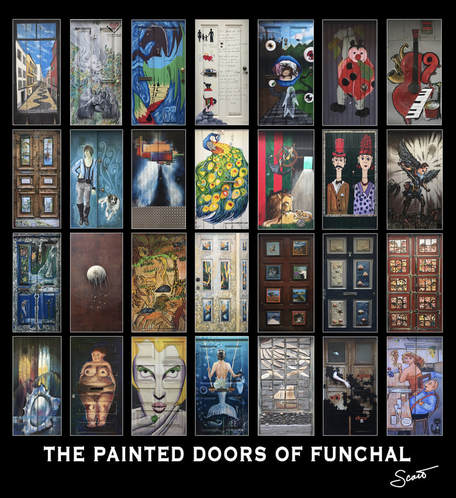 Painted Doors of Funchal