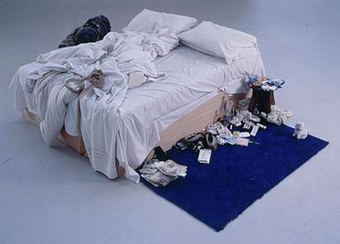 My Bed Tracy Emin